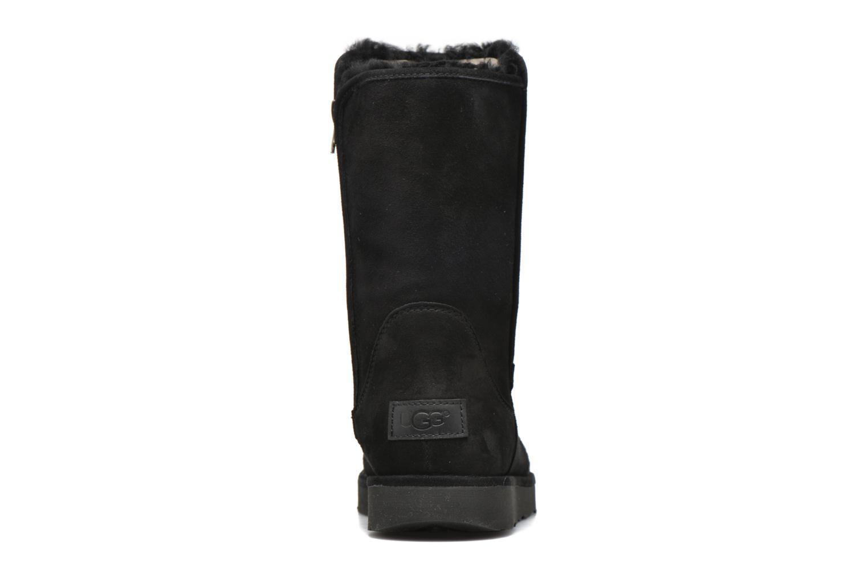 Stiefeletten & Boots UGG Abree Short II schwarz ansicht von rechts