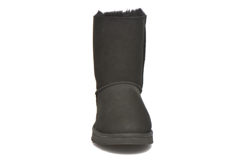 Bottines et boots UGG Bailey Bow II Noir vue portées chaussures