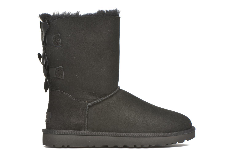 Bottines et boots UGG Bailey Bow II Noir vue derrière