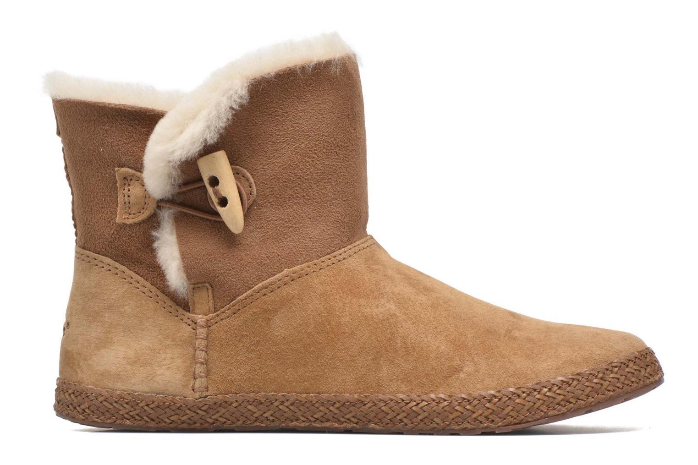 Stiefeletten & Boots UGG W Garnet braun ansicht von hinten