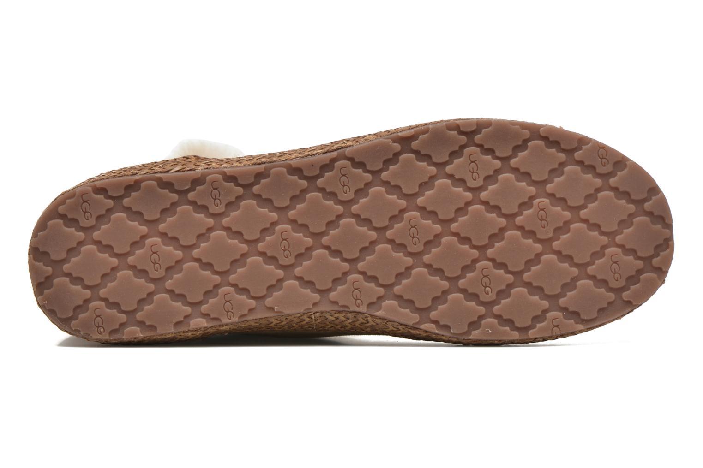 Stiefeletten & Boots UGG W Garnet braun ansicht von oben