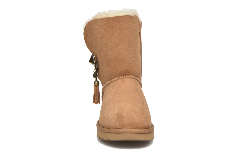 Bottines et boots UGG W Lilou Marron vue portées chaussures