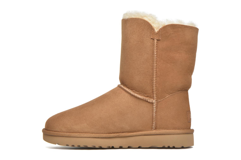 Bottines et boots UGG W Lilou Marron vue face