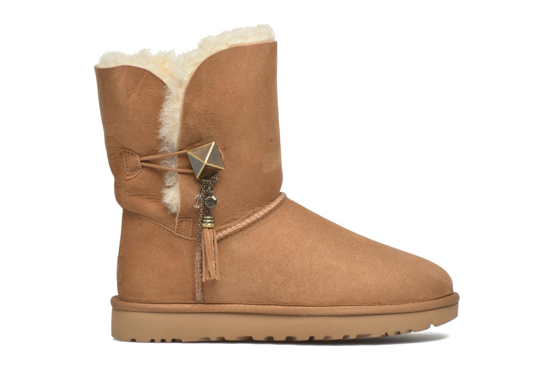 Bottines et boots UGG W Lilou Marron vue derrière
