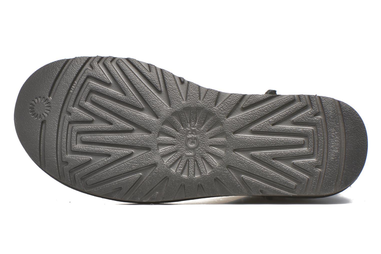 Stiefeletten & Boots UGG W Mini Bailey Button II schwarz ansicht von oben