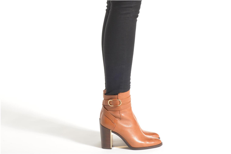 Stiefeletten & Boots What For Ruiv schwarz ansicht von unten / tasche getragen
