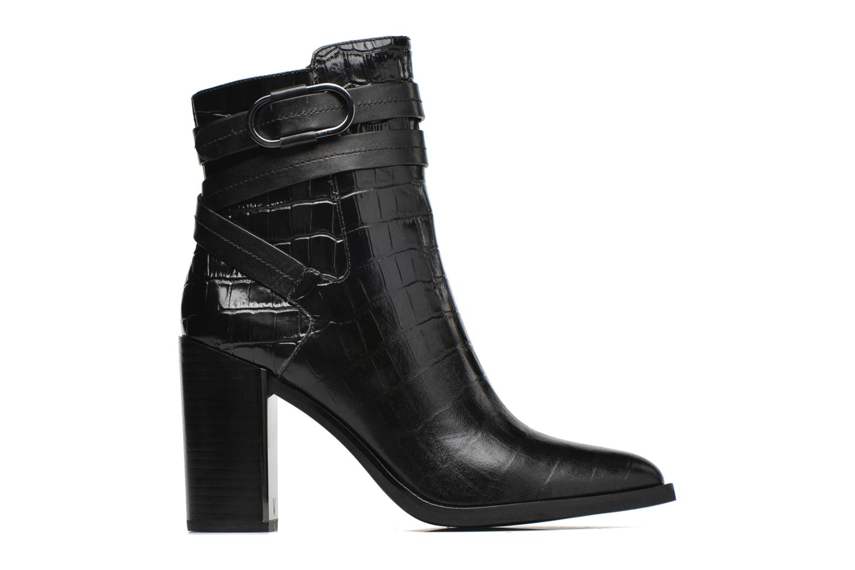 Stiefeletten & Boots What For Ruiv schwarz ansicht von hinten
