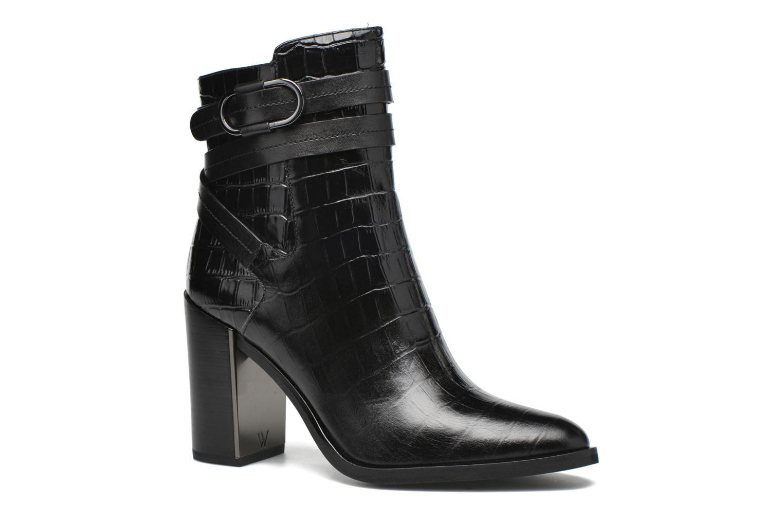 Stiefeletten & Boots What For Ruiv schwarz detaillierte ansicht/modell