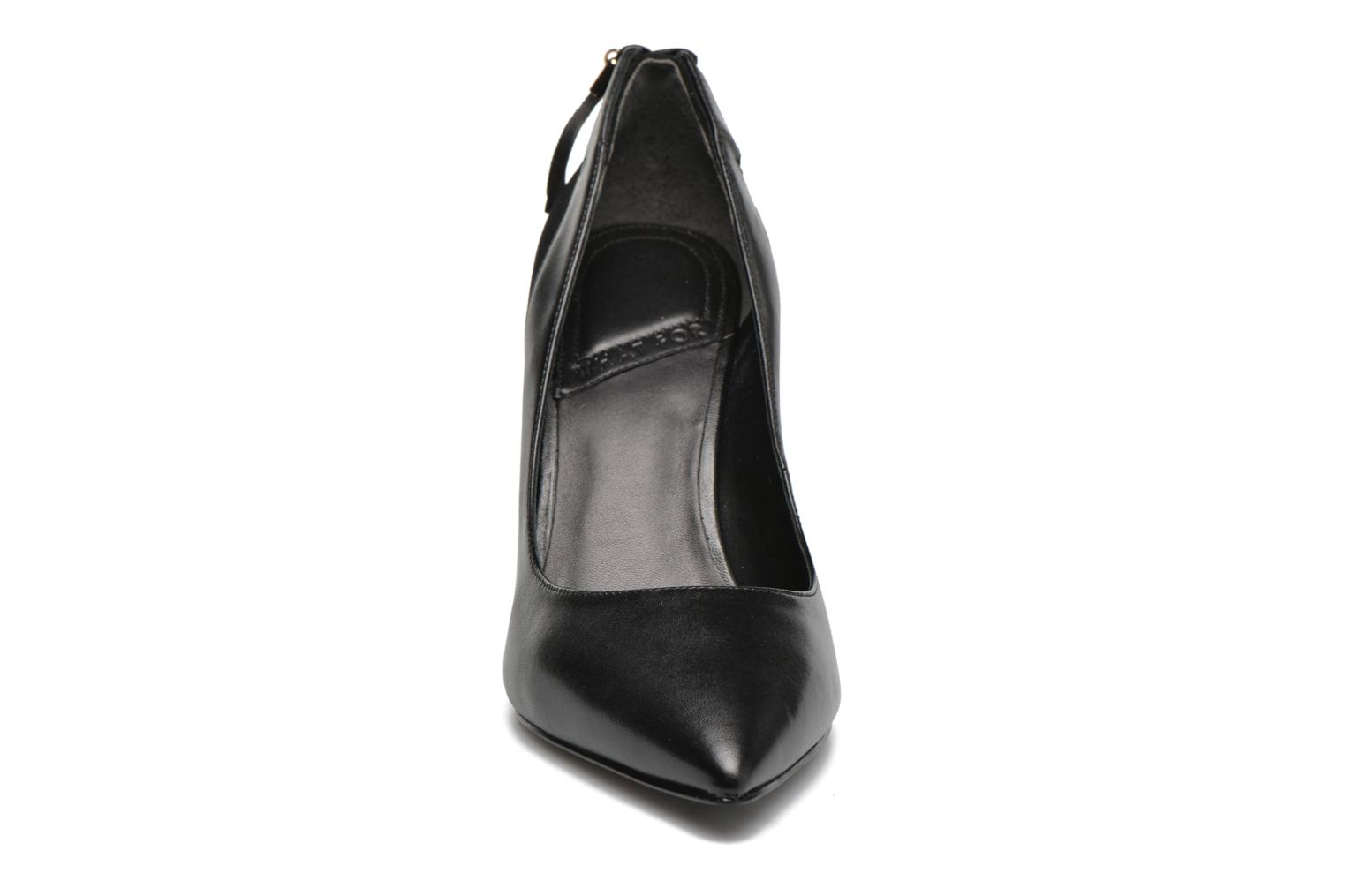 High heels What For Imar Black model view