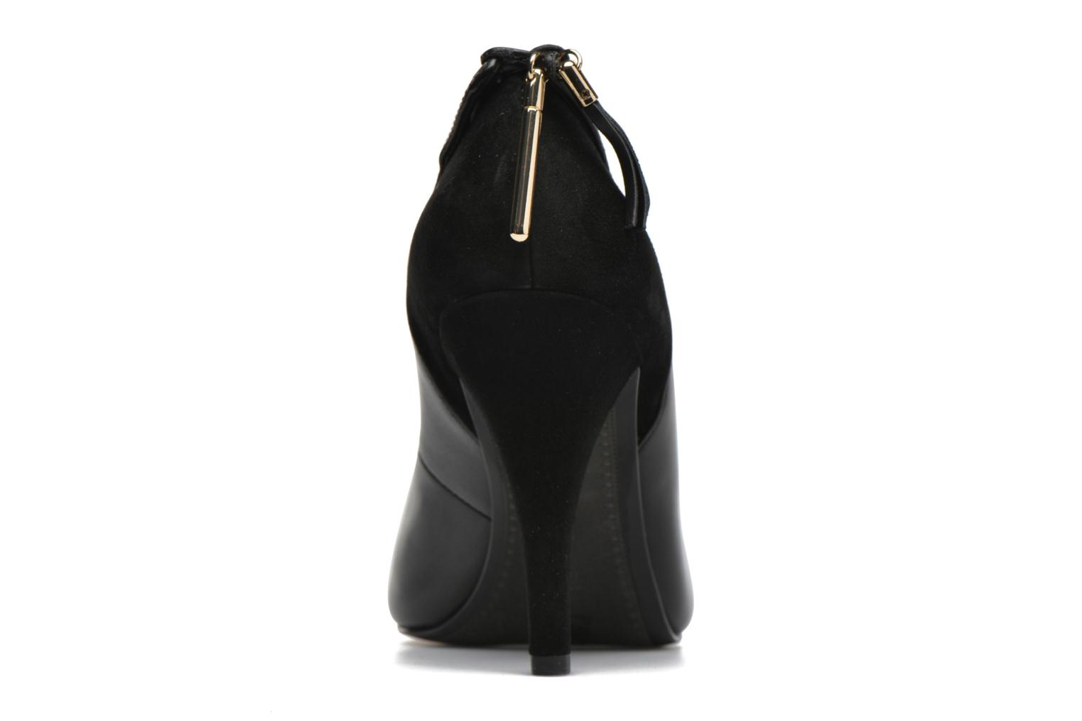 High heels What For Imar Black view from the right