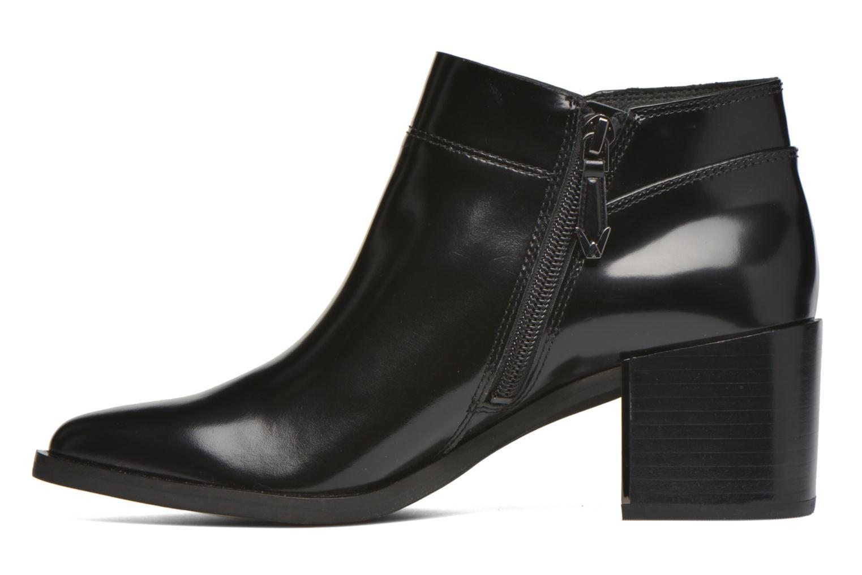 Bottines et boots What For Azek Noir vue face