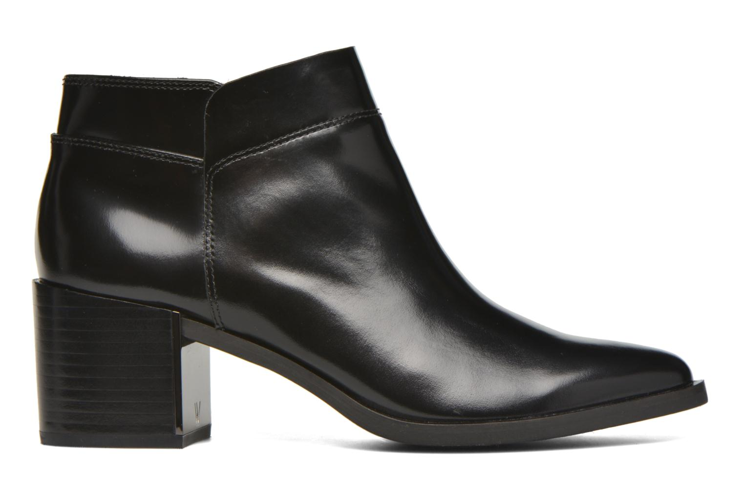 Ankle boots What For Azek Black back view