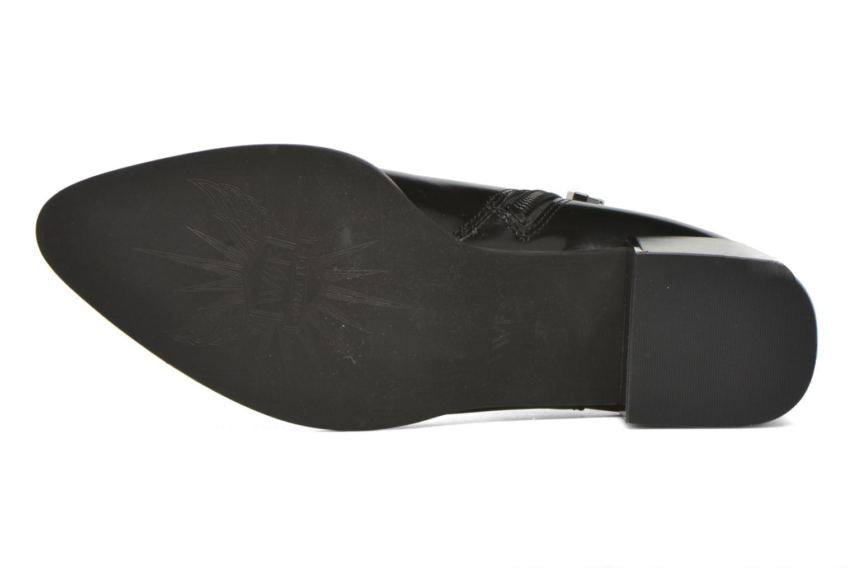 Bottines et boots What For Azek Noir vue haut