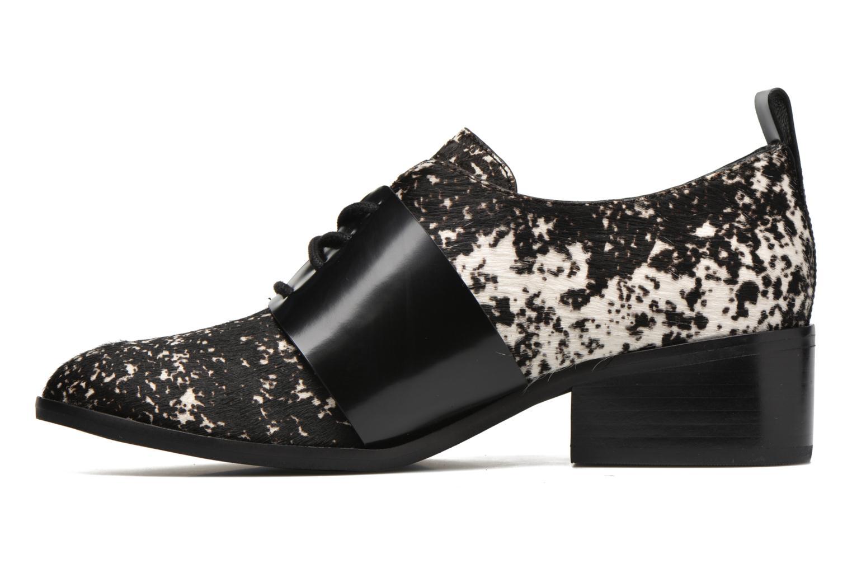 Chaussures à lacets What For Riuru Multicolore vue face