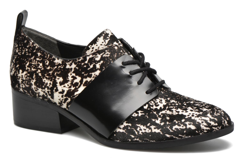 Chaussures à lacets What For Riuru Multicolore vue détail/paire