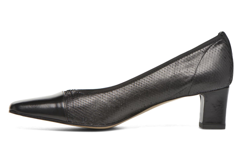 High heels Elizabeth Stuart Eres 515 Black front view