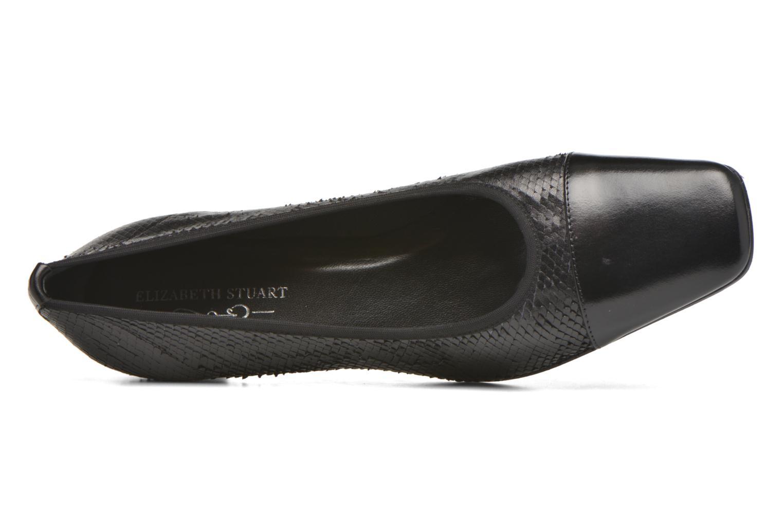 Zapatos de tacón Elizabeth Stuart Eres 515 Negro vista lateral izquierda