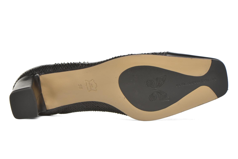 High heels Elizabeth Stuart Eres 515 Black view from above