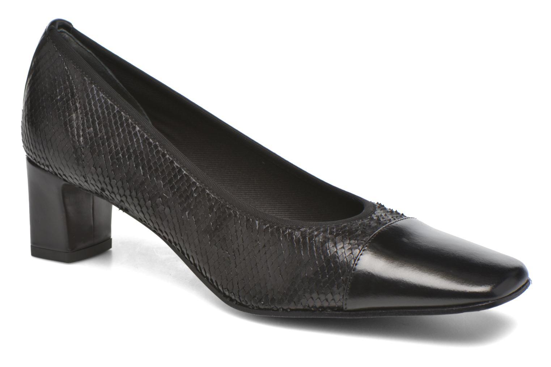 High heels Elizabeth Stuart Eres 515 Black detailed view/ Pair view