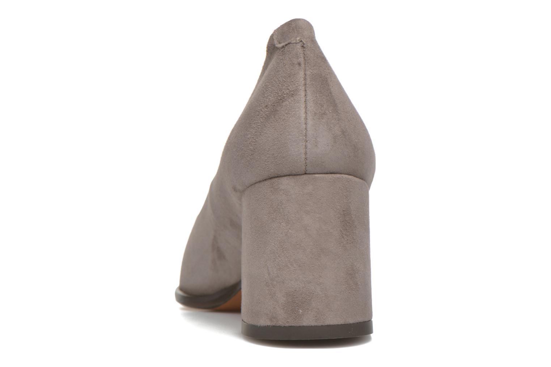 Zapatos de tacón Elizabeth Stuart Adagio 300 Gris vista lateral derecha