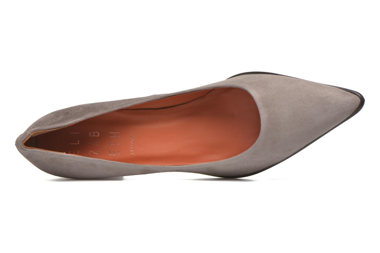 Zapatos de tacón Elizabeth Stuart Adagio 300 Gris vista lateral izquierda