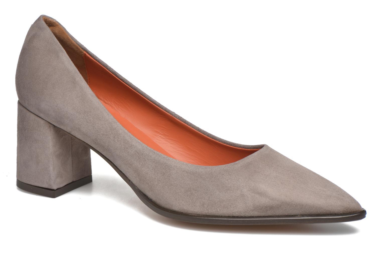 Zapatos de tacón Elizabeth Stuart Adagio 300 Gris vista de detalle / par