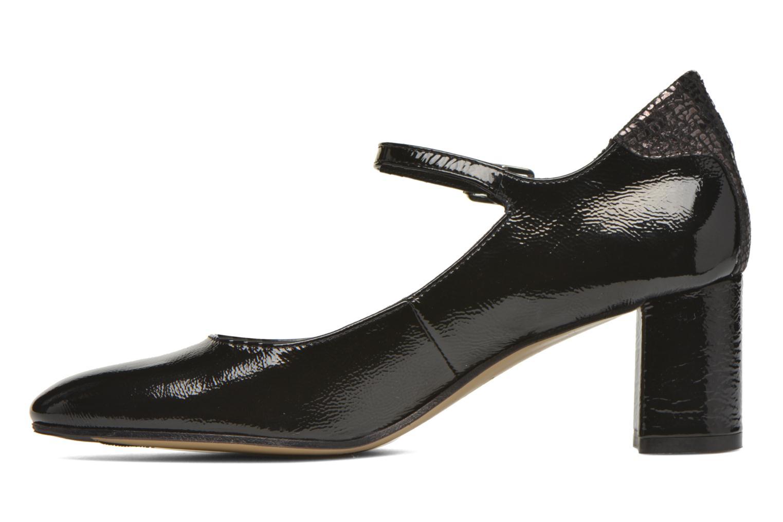 Zapatos de tacón Elizabeth Stuart Katin 505 Negro vista de frente
