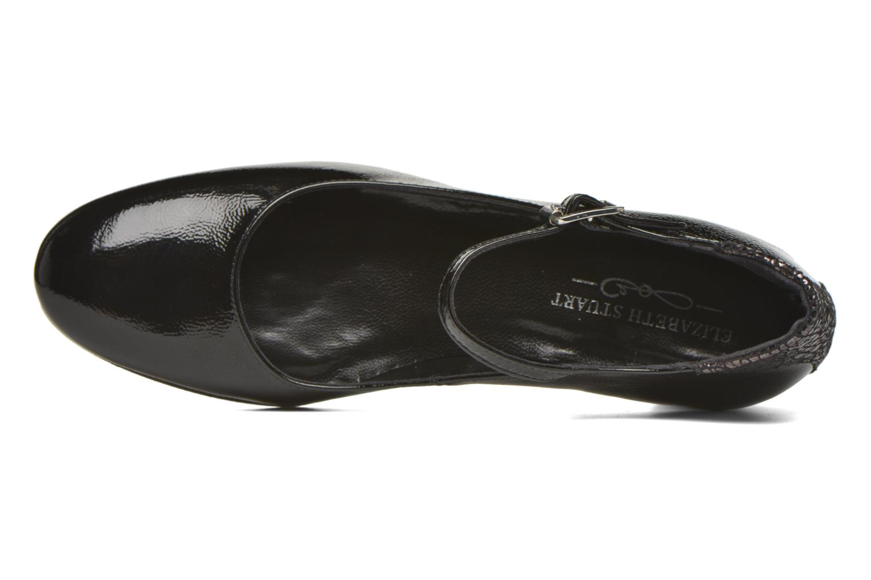 High heels Elizabeth Stuart Katin 505 Black view from the left