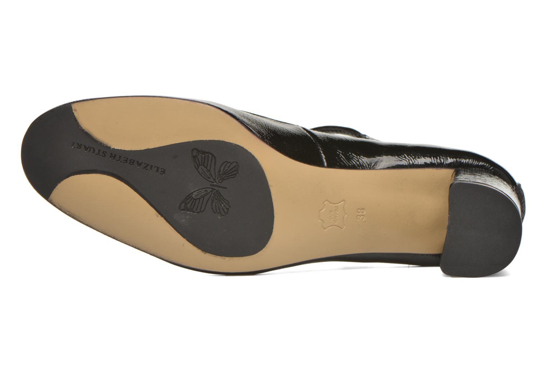 High heels Elizabeth Stuart Katin 505 Black view from above