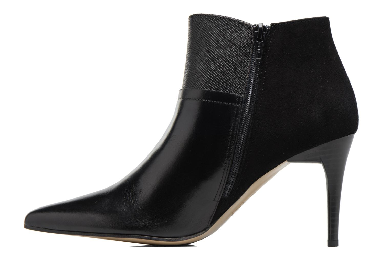 Bottines et boots Elizabeth Stuart Lebrac 536 Noir vue face