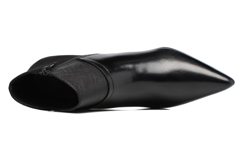 Bottines et boots Elizabeth Stuart Lebrac 536 Noir vue gauche