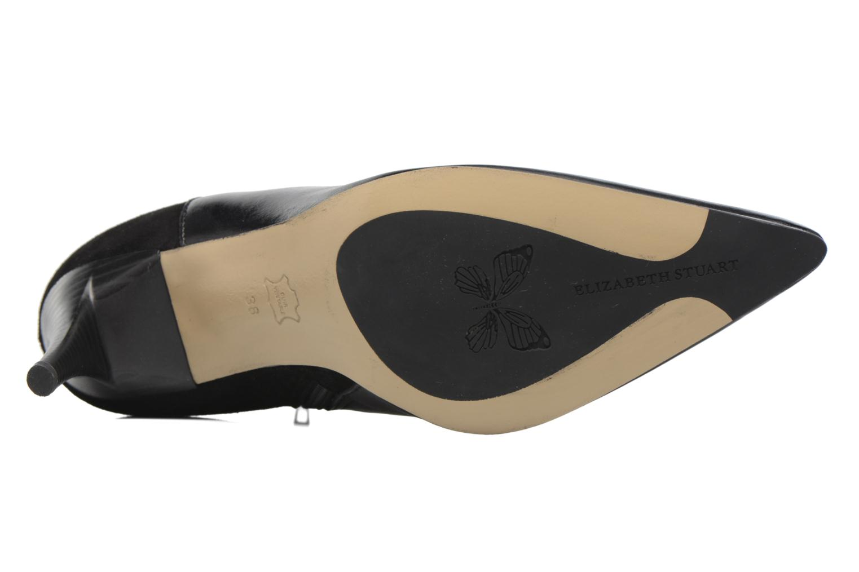 Bottines et boots Elizabeth Stuart Lebrac 536 Noir vue haut