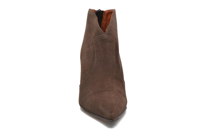 Bottines et boots Elizabeth Stuart Boheme 334 Marron vue portées chaussures