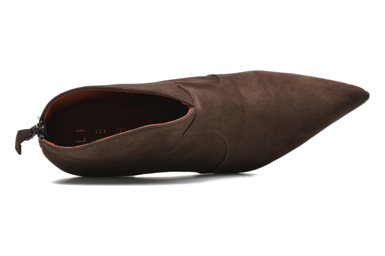 Bottines et boots Elizabeth Stuart Boheme 334 Marron vue gauche