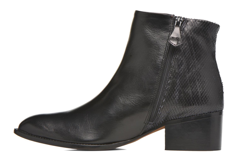 Ankle boots Elizabeth Stuart Havys 115 Black front view