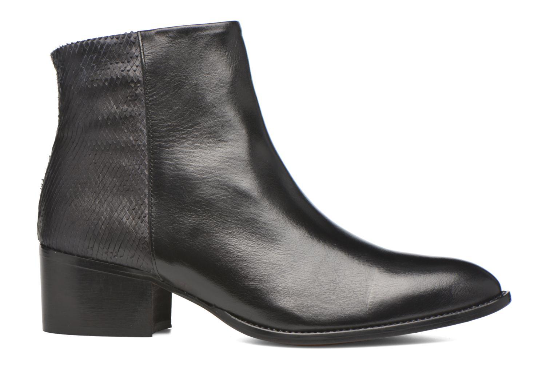 Ankle boots Elizabeth Stuart Havys 115 Black back view