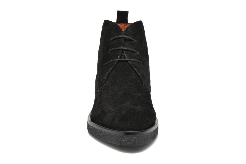 Lace-up shoes Elizabeth Stuart Volta 334 Black model view