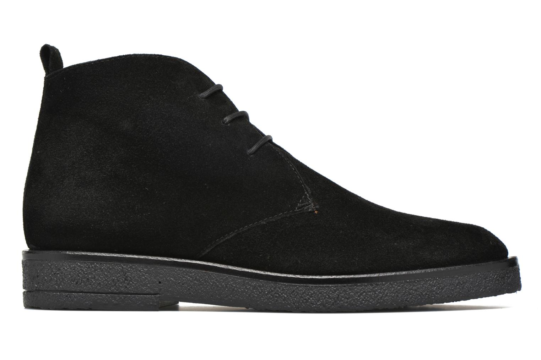 Chaussures à lacets Elizabeth Stuart Volta 334 Noir vue derrière