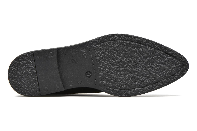 Lace-up shoes Elizabeth Stuart Volta 334 Black view from above