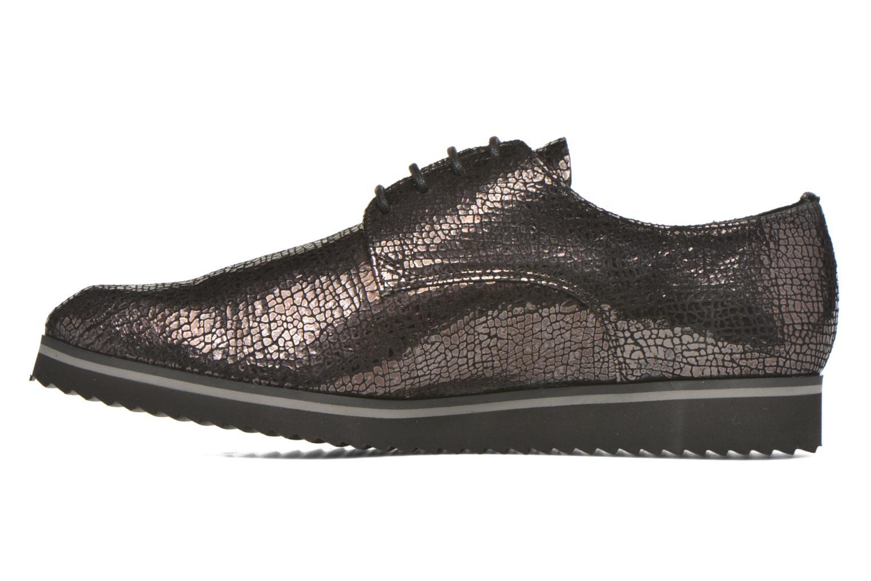 Chaussures à lacets Elizabeth Stuart Vutou 337 Noir vue face