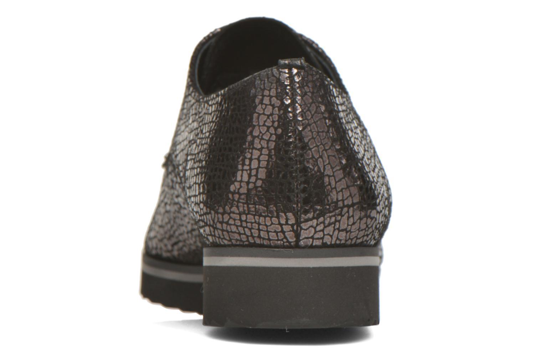 Chaussures à lacets Elizabeth Stuart Vutou 337 Noir vue droite