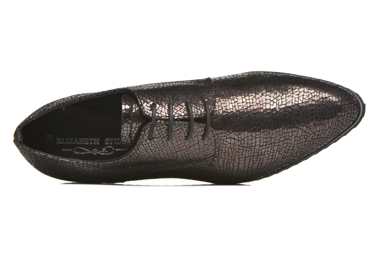 Chaussures à lacets Elizabeth Stuart Vutou 337 Noir vue gauche