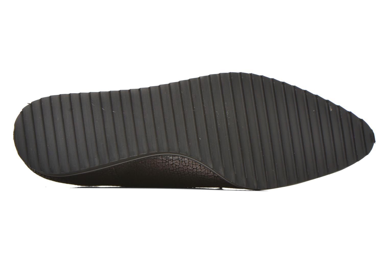 Chaussures à lacets Elizabeth Stuart Vutou 337 Noir vue haut