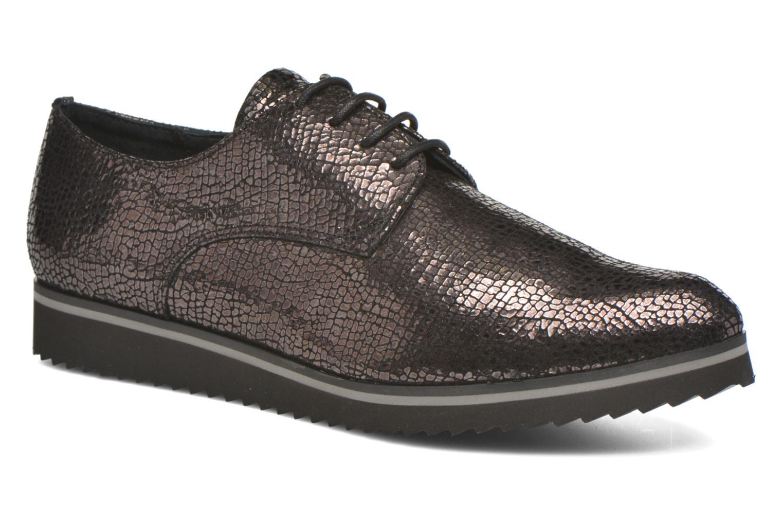 Zapatos promocionales Elizabeth Stuart Vutou 337 (Negro) - Zapatos con cordones   Venta de liquidación de temporada