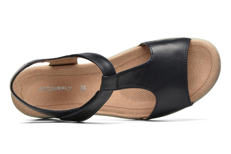 Sandales et nu-pieds Stonefly Aqua II 26 Bleu vue gauche