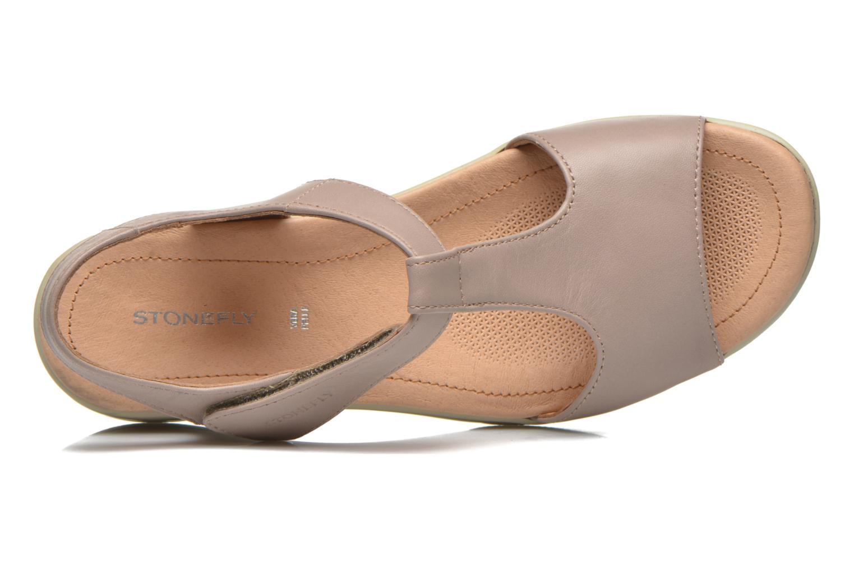 Sandali e scarpe aperte Stonefly Aqua II 26 Beige immagine sinistra