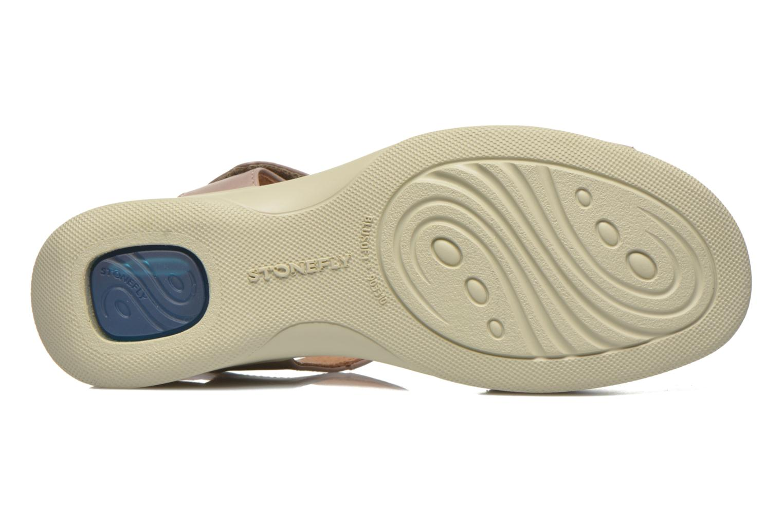 Sandali e scarpe aperte Stonefly Aqua II 26 Beige immagine dall'alto
