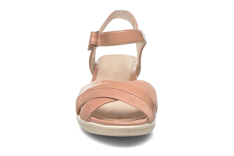 Sandales et nu-pieds Stonefly Vanity III 3 Go Beige vue portées chaussures