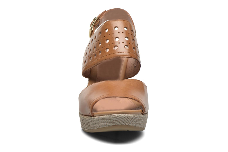 Sandales et nu-pieds Stonefly Marlene 19 Beige vue portées chaussures