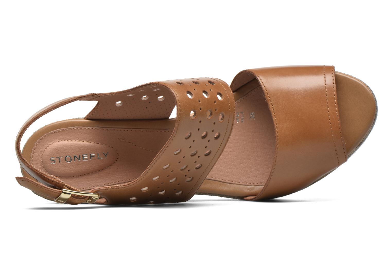 Sandales et nu-pieds Stonefly Marlene 19 Beige vue gauche